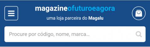 Magazine o Futuro é Agora - Variedades de produtos em oferta para você economizar