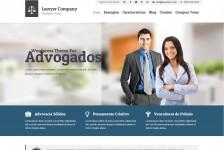 Criação De Site Para Empresas, Advogados, Clínicas, Revenda
