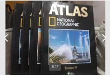 Vendo Coleção Completa Atlas National