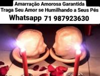 AMARRAÇÃO AMOROSA DEFINITIVA. AMOR DE VOLTA