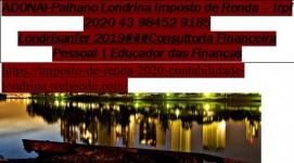 GUARAPUAVA###Vila Recreio Contabilidade2020###imposto de renda Londrina-Paraná