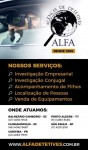 Detetive Particular Alfa em Curitiba (41)40637970