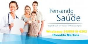 contratar plano de saúde em VR 24|99818-6262