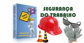 Segurança Do Trabalho - Super Coleção De Vídeos