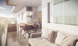 DC153-Lançamento 02 dormitórios Lazer Completo Prox aos melhores Comércios-Boqueirão
