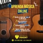 Aulas de música online pelo WhatsApp ou presencial em Juiz de fora