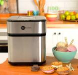 Máquina Sorvete Natural Sorveteira Fun Kitchen 110v