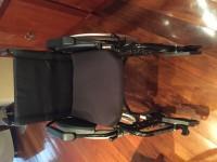 Cadeira de roda Jaguaribe