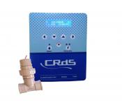 Ionizador digital para piscinas 50 m3 crds
