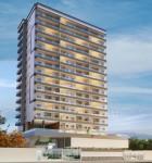 CG105 2 dormitórios 2 suítes 2 vagas Canto do Forte