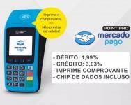 Maquina Cartão Mercado Pago