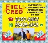 Valter Barbosa está em Fiel Cred Empréstimos consignado inss 100% londrinense.