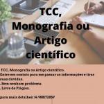 TCC ABNT, VANCOUVER, APA de acordo com o que seu curso pede