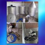 Kit Cervejaria / Cozinha Tri-Bloco