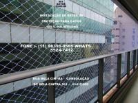 Redes de Proteção na Consolação , (11) 98391-0505, zap