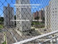 Redes de Proteção no Campo Limpo, (11)  5524-7412 ,.