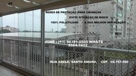 Redes de Proteção para Sacadas, (11)  5524-7412,.