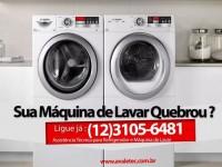 Assistência lavadora secadora de roupa SJC
