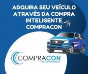 Adquira seu veículo através da compra inteligente compracon