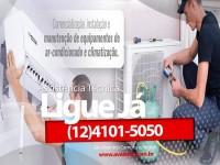 Ar condicionado venda instalação manutenção
