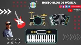Blog de Música: Anderson Júnior | Marketing Digital