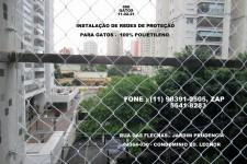 Redes de Proteção no Jardim Prudencia, Rua das Flechas, (11)  98391-0505, zap