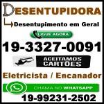 Desentupidora 33270091 no Jardim Guarani em Campinas