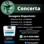 Ferramenta Concerta_18mg 36mg 54mg