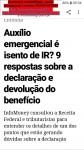 IRPF 2021: Saiba Como Declarar Bem e auxilio emergencial...
