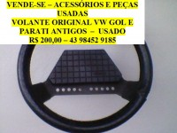 Londrina-Vende volantes e lanternas usados a venda