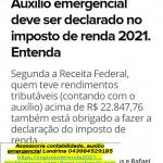 Centro Londrina | Escritório de Contabilidade Dirpf2021