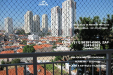 Redes de Proteção na Vila Sonia, Rua Caminho do Engenho , 284, (11)  5541-8283