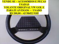 Vende volantes usados a venda 43-98452-9185
