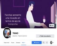 App TRANO - Aplicativo para transportes de produtos e bens em geral.