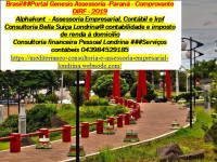 Contabilidade e Imposto de renda   Av. José Vitachi Filho – Londrina Pr