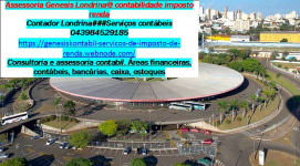 Contabilidade | Imposto de renda – rua goias – centro londrina