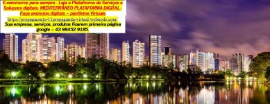 Agência de Publicidade, Marketing digital e Propaganda Digital \ Londrina