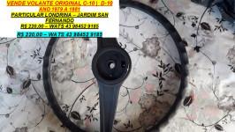 Vende volantes usados - particular 43-98452-9185