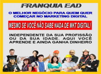 Escola de Marketing Digital - Franquia EAD