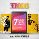 3 E-books incluindo 7 hacks rápidas Para o instagram