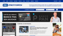 RK Motors – Tudo para seu carro, moto ou caminhão. O seu guia automotivo!