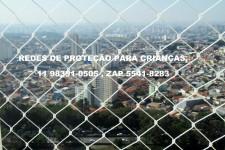 Redes de Proteção para apartamentos, (11)  5541-8283