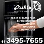 Consertos e instalação para refrigerador