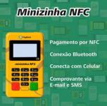 Maquininha NFC PagSeguro - Precisa Celular - retirada Curitiba ou entrega