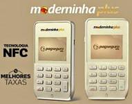 Moderninha Plus - Maquina de Cartão não precisa Celular Retira em Curitiba ou entrega