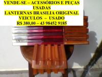 Vende lanternas usados -  particular  43-98452-9185
