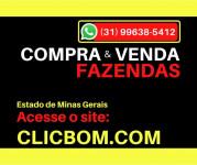 Vende 500 Hectares, Buritizeiro, Estado de Minas Gerais
