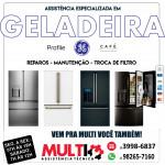 Conserto de geladeira São Paulo