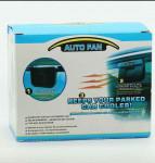Circulador / ventilador de ar solar automotivo Auto fan Cool.