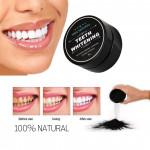 Carvão Ativado orgânico – Clareador dos dentes + Detox Bucal.
